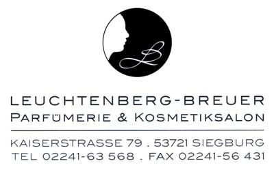 Kosmetiksalon logo  Leuchtenberg-Breuer Parfümerie & Kosmetiksalon